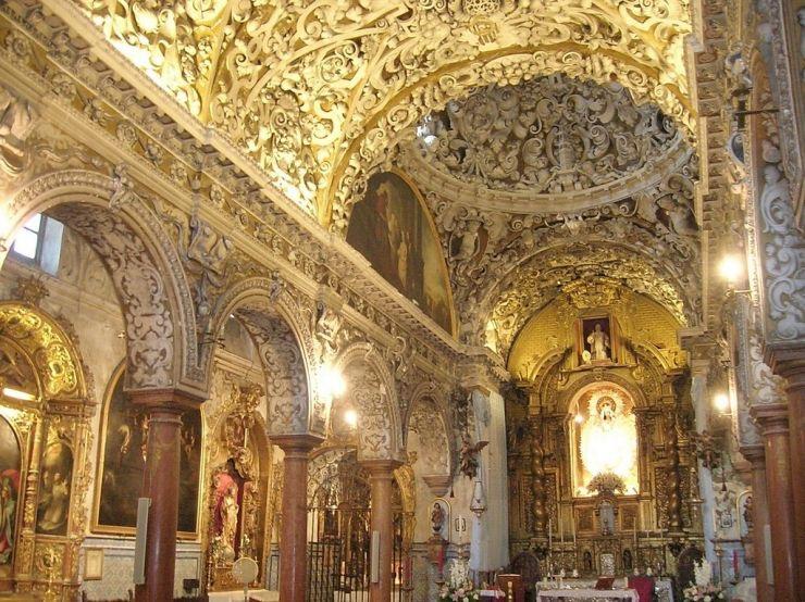 Santa María la Blanca: escaneado 3D de la iglesia sevillana  Frax Design